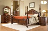 Queen Poster Bed Product Image