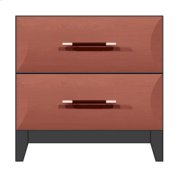 "24"" 2-Drawer Nightstand Product Image"