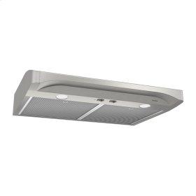Alta 30-inch 250 CFM Stainless Steel Range Hood with light