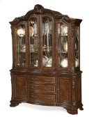 Old World China Cabinet Set Product Image