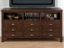 "Urban Lodge 60"" Media Unit"