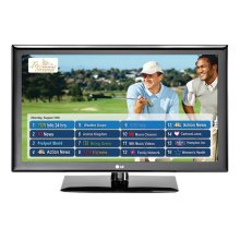 """42"""" class (42.0"""" measured diagonally) Pro:Centric LCD Widescreen HDTV with Applications Platform"""