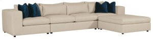 Como Sectional in Tobacco Non-Distressed (783)