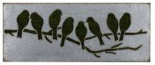 Sparrow Wall Art I