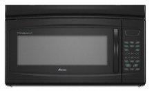 1.6 cu. ft. Over-the-Range Microwave(Black)