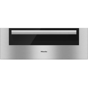 MieleESW 6780 30 inch warming drawer with 10 13/16 inch front panel height with the low temperature cooking function - much more than a warming drawer.