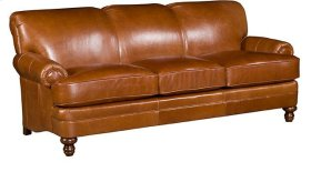 Amanda Leather Sofa