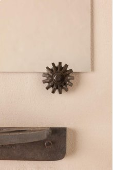 Industrial Accessories Cast Iron / Mirror Mount