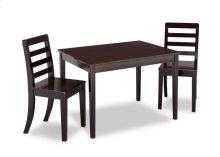 Gateway Table & 2 Chair Set - Dark Chocolate (207)