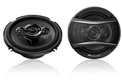 "6-1/2"" 4-Way Speaker (6-3/4"" Oversized Cone)"