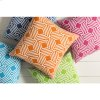 "Miranda MRA-007 18"" x 18"" Pillow Shell Only"