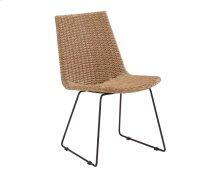 Carbon Plait Side Chair