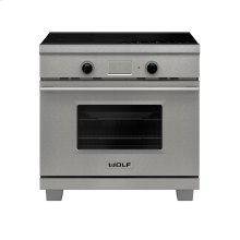 "WOLF 36"" Transitional Induction Range - FLOOR MODEL"