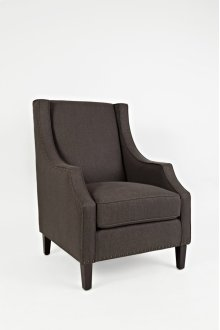 Morgan Accent Chair- Easy Living Charcoal