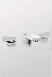 Brushed Nickel Legato® Widespread Lavatory Faucet