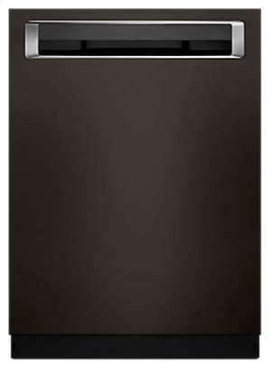 44 DBA Dishwashers with Clean Water Wash System and PrintShield™ Finish, Pocket Handle - PrintShield Stainless