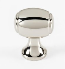 Royale Knob A981-1 - Polished Nickel