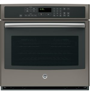 "GE Profile™ Series 30"" Built-In Single Convection Wall Oven Product Image"