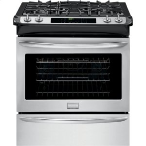 Gallery 30'' Slide-In Gas Range -