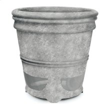 High Performance Planter Loudspeaker; 6-in. 2-Way-Weathered Concrete PS6SIPRO Weathered Concrete