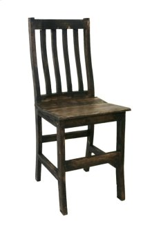 "24"" Santa Rita Barstool Medio Finish"