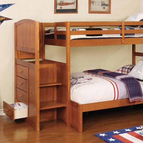 Appenzell Twin/full Bunk Bed