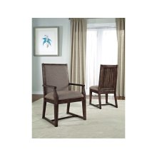 Arden Upholstered Arm Chair