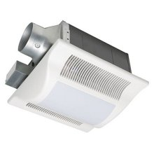 WhisperFit-Lite 153; 80 CFM Low Profile Ceiling Fan
