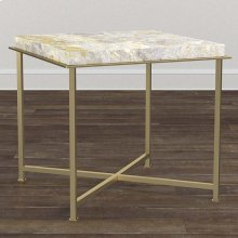 B MODERN Axel Square End Table