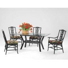 Trellis Rectangular Dining Room Set