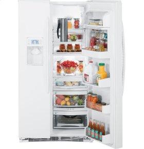 GE Profile™ ENERGY STAR® 25.5 Cu. Ft. Side-by-Side Refrigerator