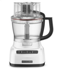 13-Cup Food Processor with ExactSlice System - White***FLOOR MODEL CLOSEOUT PRICING***