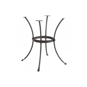 """Round Bistro Table Base for 30"""" Marble Mosaic Table Tops"""