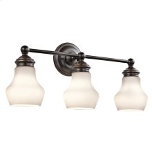 Currituck Collection Bath 3 Light ORZ