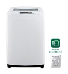 3.6 cu. ft. Extra Large Capacity Top Load Washer with Sleek and Modern Front Control Design