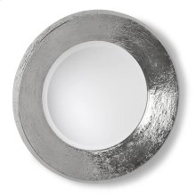 Round Nickel Concave Mirror