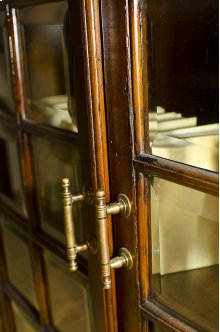 Carmel-By-The-Sea Bookcase, Walnut