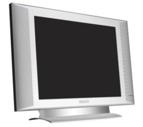 """20"""" LCD commercial flat TV"""