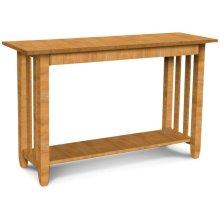 Mission Sofa Table