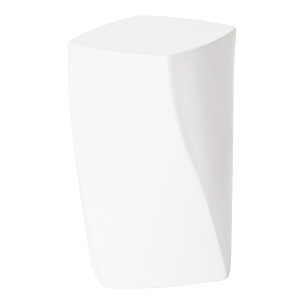 Metamorphic Outdoor Stool Ivory