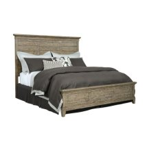 Jessup King Panel Bed - Complete