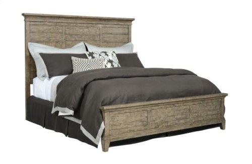 Jessup Queen Panel Bed - Complete