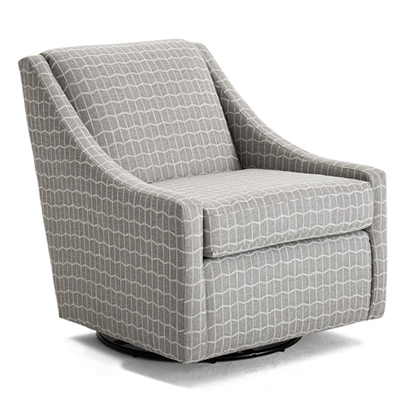 Prime Reganbest Home Furnishings Regan Swivel Glide Chair Onthecornerstone Fun Painted Chair Ideas Images Onthecornerstoneorg