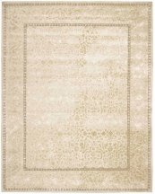 Symphony Sym03 Iv Rectangle Rug 5'6'' X 7'5''