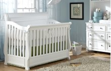 Madison Nursery Convertible Crib