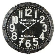 Antiqute De Paris Wall Clock