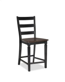 Glennwood Ladder Back Counter Stool Product Image