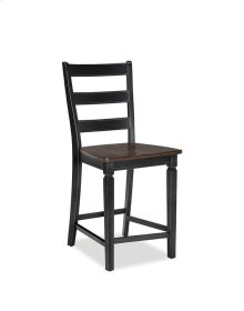 Glennwood Ladder Back Counter Stool