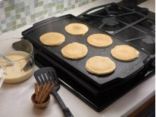 Griddle for Preference Cooktops & Ranges