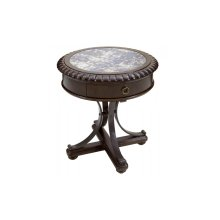 American Chapter Briarwood Lamp Table